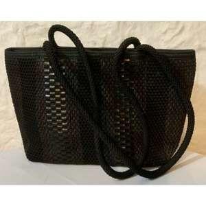 THE SAK Elliot Lucca Straw Grass Weave Bag